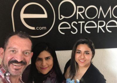 El recuento con Diana Molina y el inquieto Alfonso Villarreal