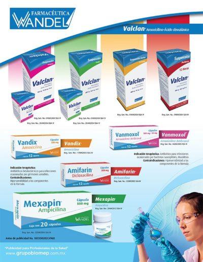 Farmacéitica Wandel