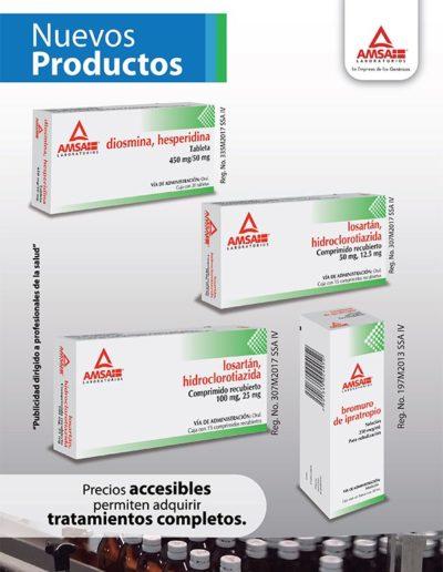AMSA productos